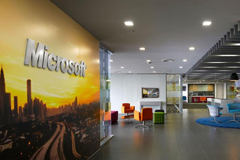 Microsoft KL HQ Office 01